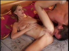 Классическое порно, оральный секс пары